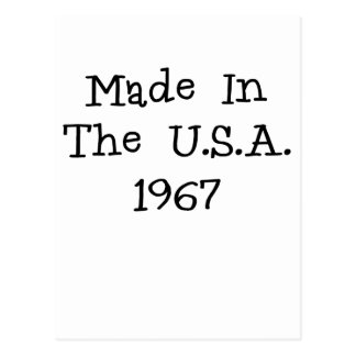 Made in the usa 1967.png postcard