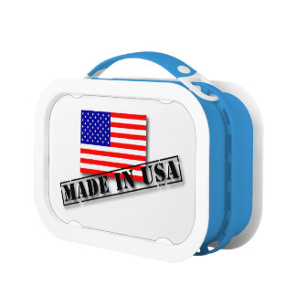 Made In USA Lunch Box