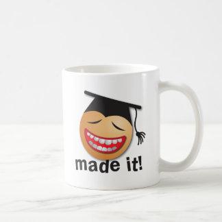 made it graduation coffee mug