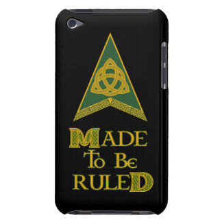 Made to be Ruled iPod Touch Cases