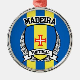 Madeira Christmas Ornament