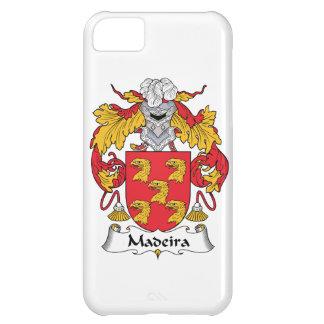 Madeira Family Crest iPhone 5C Case
