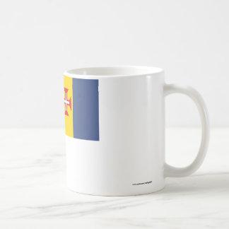 Madeira Flag Coffee Mug