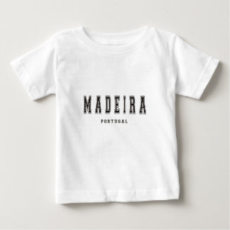 Madeira Portugal Baby T-Shirt