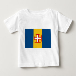 Madeira (Portugal) Flag Baby T-Shirt
