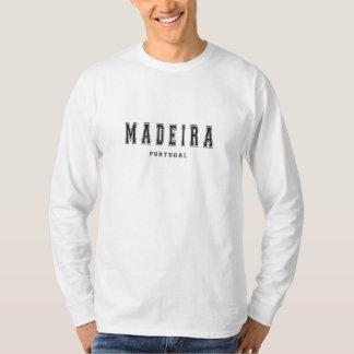 Madeira Portugal T-Shirt