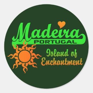 MADEIRA stickers