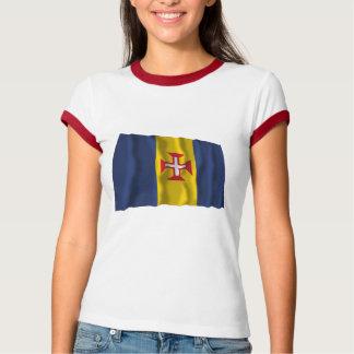 Madeira Waving Flag T-Shirt