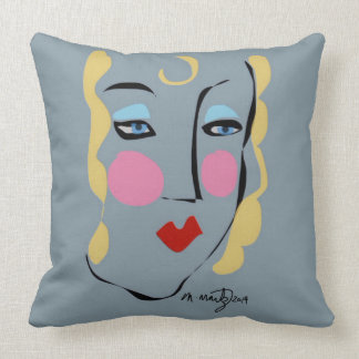 Madeleine Was Mad For Matisse Cushion