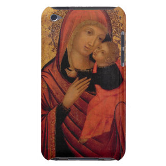 Madonna and Child, c.1650 (panel) iPod Case-Mate Case