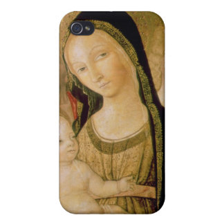 Madonna and Child Cases For iPhone 4