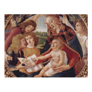 Madonna the Magnificent Postcard