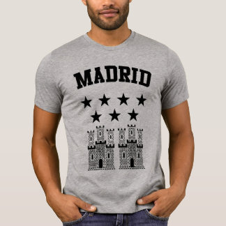 Madrid Coat of Arms T-Shirt