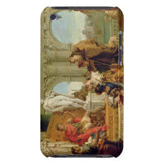Maecenas Presenting the Liberal Arts to the Empero iPod Touch Case