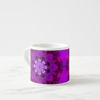 Magenta Coral Espresso Cup