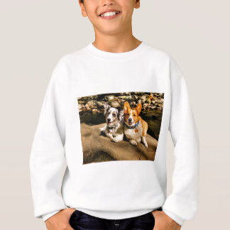 Maggie and Charlie's Vacation Sweatshirt