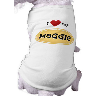 Maggie Personalized Shirt