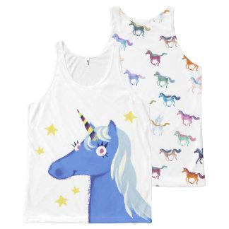 Magic Horses unisex top