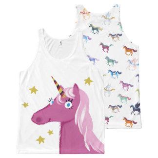 Magic Horses unisex vest