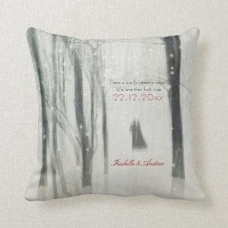 Magic Love - Wedding Anniversary Pillow