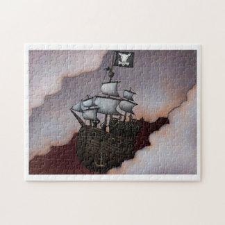 Magic Pirate Ship Jigsaw Puzzle