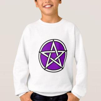 Magic Purple Pentagram Sweatshirt