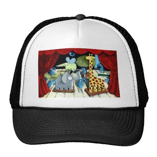 Magical Theatre Mesh Hats