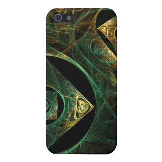 Magical Vibrations Abstract Art Case For iPhone 5/5S