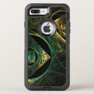 Magical Vibrations Abstract Art OtterBox Defender iPhone 7 Plus Case