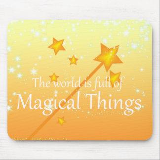 Magical World Inspirational Mousepad