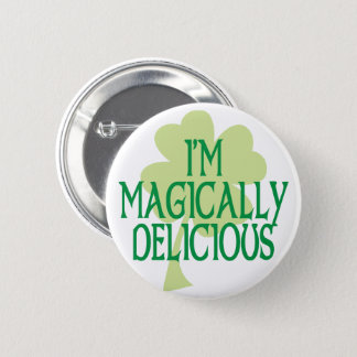 Magically Delicious 6 Cm Round Badge