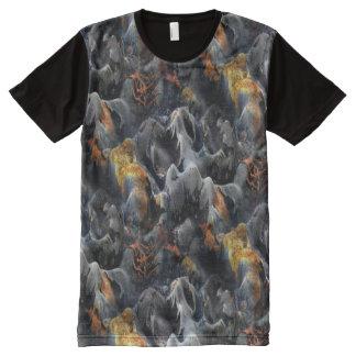 Magma All-Over Print T-Shirt
