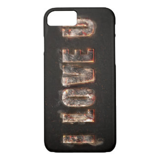Magma Effect iPhone 8/7 Case
