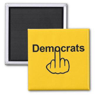 Magnet Democrats Flip