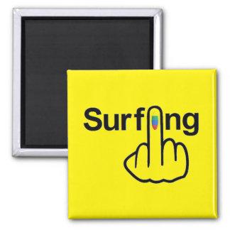 Magnet Surfing Flip