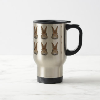 Magnetic cup of rabbit, No.02 Stainless Steel Travel Mug