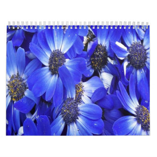 Magnificent Flowers Calendar