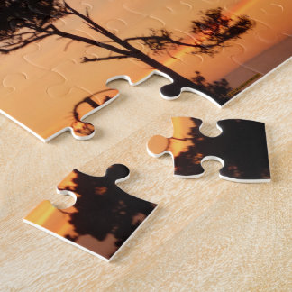 Magnificent Majestic Sunset Jigsaw Puzzles