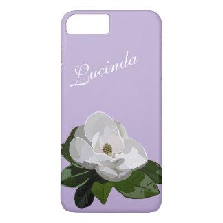 Magnolia Flower iPhone 7 Plus Case