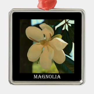 Magnolia (Mississippi and Louisiana) Christmas Ornament