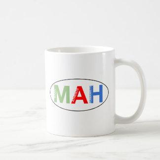 MAH Logo 3.png Basic White Mug