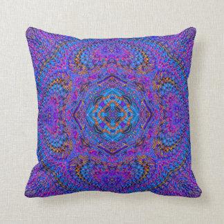 """Maharani"" Indian-Style Mandala pillow"