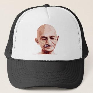 Mahatma Gandhi Father of India Trucker Hat