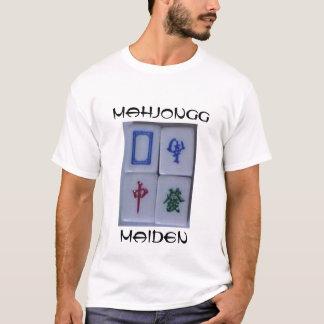 Mahjongg Maiden T-Shirt