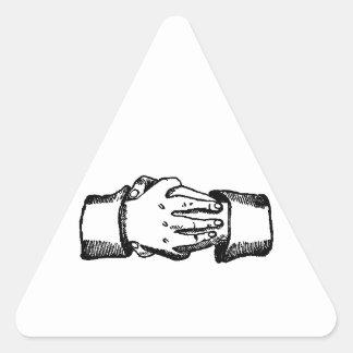 Mahobone Triangle Sticker
