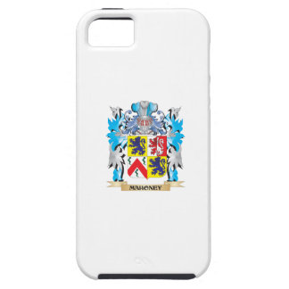Mahoney Coat of Arms - Family Crest iPhone 5 Cover