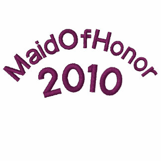 Maid of Honor - Bride'sMaid 2010