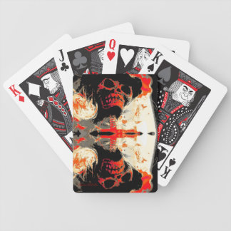 Maiden Hell Inc Skulls Playing Cards