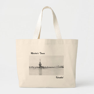 Maiden's Tower İstanbul Tote Bag
