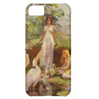 Maidens and Cranes iPhone 5C Case